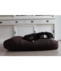 Dog's Companion Dog bed Chocolate Brown Cotton