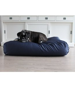 Dog's Companion® Hundebett Medium Dunkelblau (beschichtet)