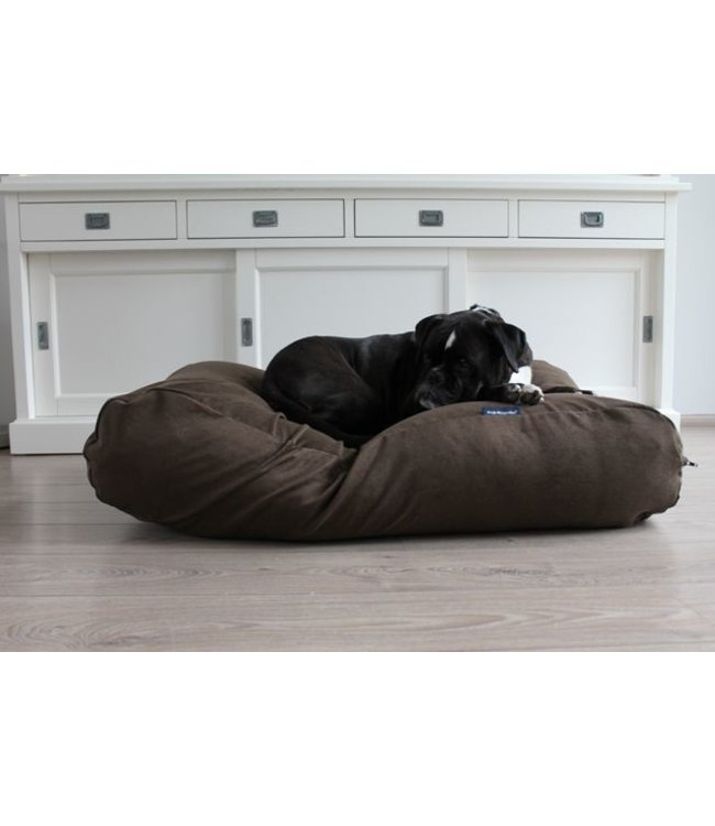 Dog's Companion® Dog bed Extra Small Naturel Brown (Corduroy)
