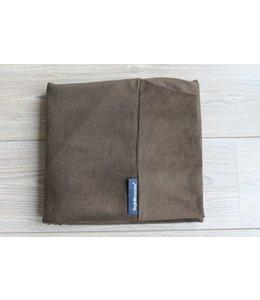 Dog's Companion® Extra cover Extra Small Naturel Brown (Corduroy)