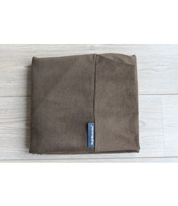 Dog's Companion Extra cover Naturel Brown (Corduroy) Extra Small
