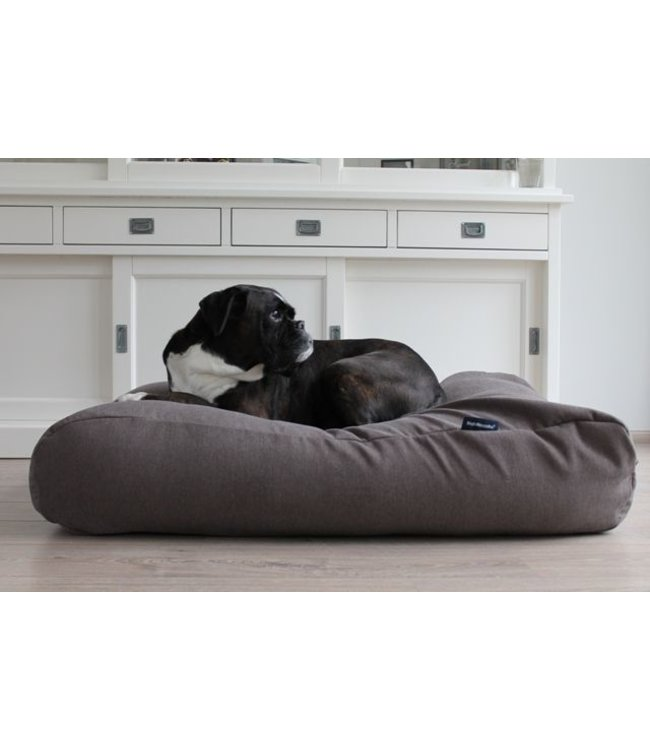Dog's Companion® Dog bed Superlarge Taupe (upholstery)