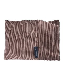 Dog's Companion Extra cover Brown-Beige Duo (Corduroy) Extra Small
