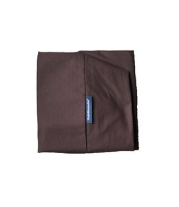 Dog's Companion Extra cover Chocolate Brown Cotton Small