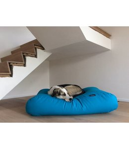 Dog's Companion® Hundebett Aqua Blau Small