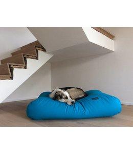 Dog's Companion® Hundebett Aqua Blau Large