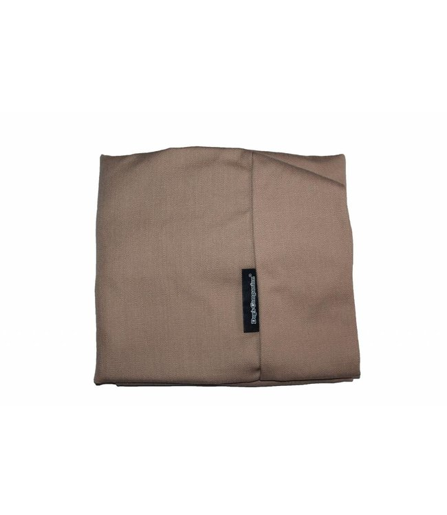 Dog's Companion® Dog bed cover walnut upholstery