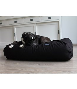 Dog's Companion Hundebett Schwarz Large