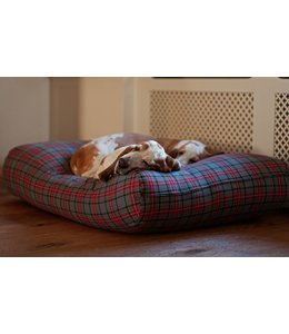 Dog's Companion Hundebett Scottish Grau Medium