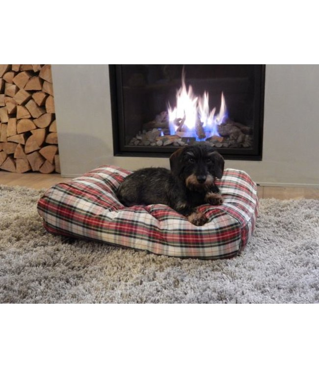 Dog's Companion® Dog bed Dress Stewart Extra Small
