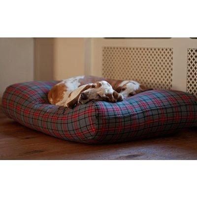Woven (tartan / stripe) dog beds
