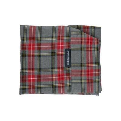 Housses de coussin pour chien textile tissé (carreaux / rayé)