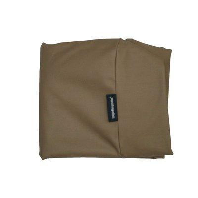 Housses de coussin pour chien look en cuir (leatherlook)