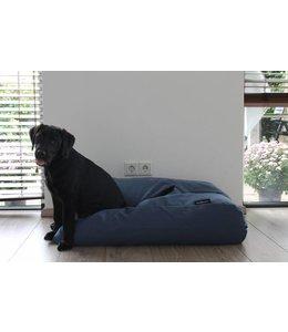 Dog's Companion® Dog bed raf bleu upholstery Extra Small