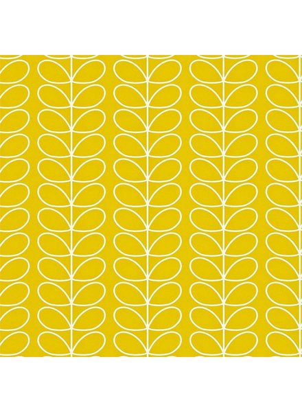 Orla Kiely behang Linear Stem - Mimosa