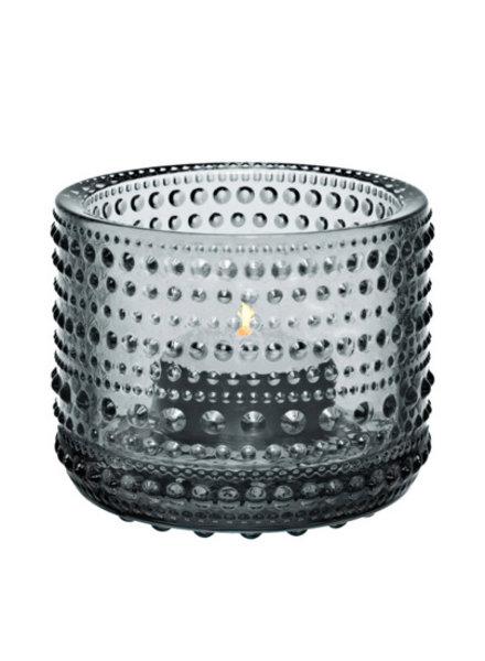 Iittala Kastehelmi sfeerlicht grijs