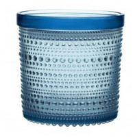 Iittala Kastehelmi Jar - lichtblauw