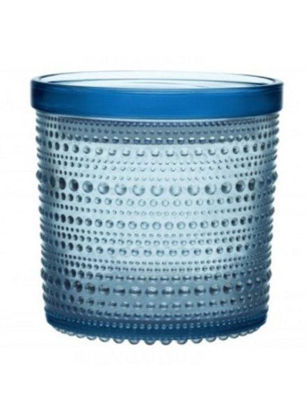 Iittala Kastehelmi Jar lichtblauw