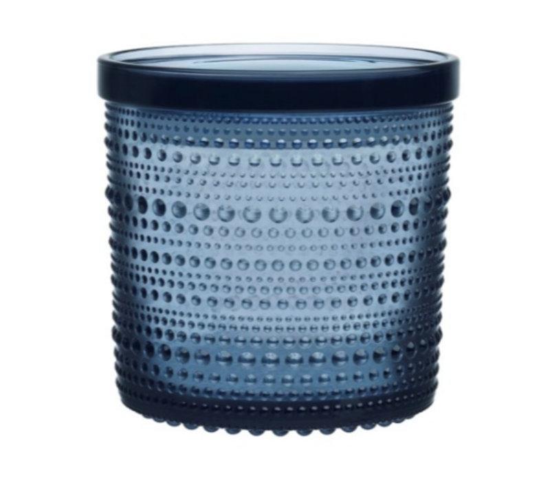 Iittala Kastehelmi Jar - regenblauw