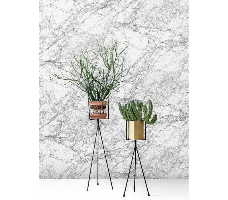 Ferm Living behang Marble