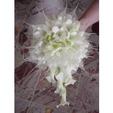 bruidsboeket wit 103