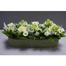 bloemstuk wit 12-1