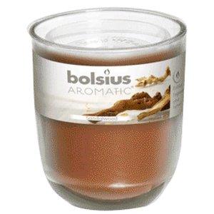 Bolsius Geurglas Sandalwood 80/70