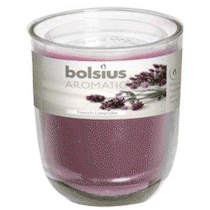 Bolsius Bolius Geurglas Lavendel 80/70