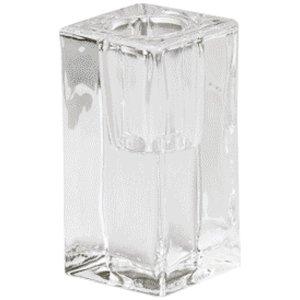 Bolsius kaarsen tafelkaatshouder 80/40 mm