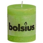 Bolsius kaarsen Stompkaars 80/68 mm Lemon