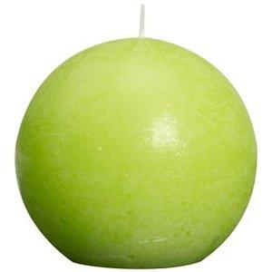 Bolsius Rustieke Bolkaars lemon 80 mm