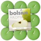 Bolsius kaarsen Green Apple Geur Theelichten 18 stuks in een pak 4 branduren
