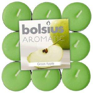 Bolsius Green Apple Geur Theelichten 18 stuks in een pak