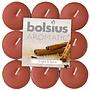 Bolsius Geur Theelichten Sugar & spice 18 stuks in een pak 4 branduren