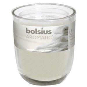 Bolsius Bolsius Geurglas Fresh linen 80/70