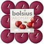 Bolsius Geur Theelichten Wild Cranberry18 stuks in een pak 4 branduren