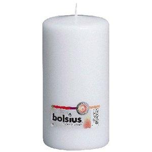 Bolsius kaarsen Stompkaarsen 200/100 mm wit