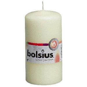 Bolsius kaarsen Stompkaarsen 120/60 mm ivoor