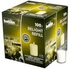 Bolsius Relight navulling transparant 100 stuks