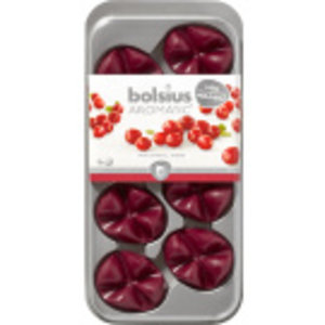 Bolsius Geurchips Creations Blister Wild Cranberry 8 stuks