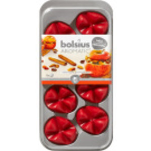 Bolsius Geurchips Creations Blister Baked apple 8 stuks