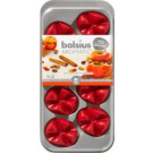 Bolsius kaarsen Geurchips Creations Blister Baked apple 8 stuks
