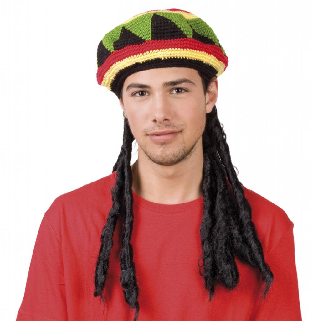 Rasta pruik  Carnavalskleding goedkoop in 2018  BESLIST