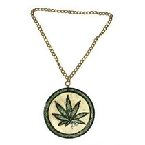 Hippie peace ketting giant Deluxe
