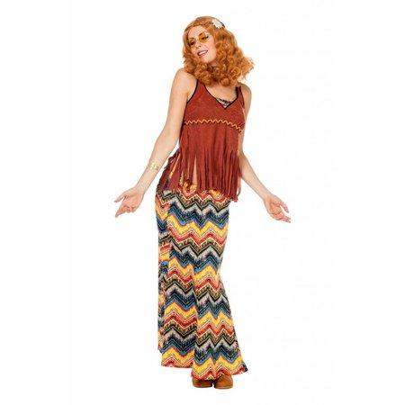 Hippie kostuum dames Kassia