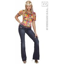 Hippie T-shirt vrouw
