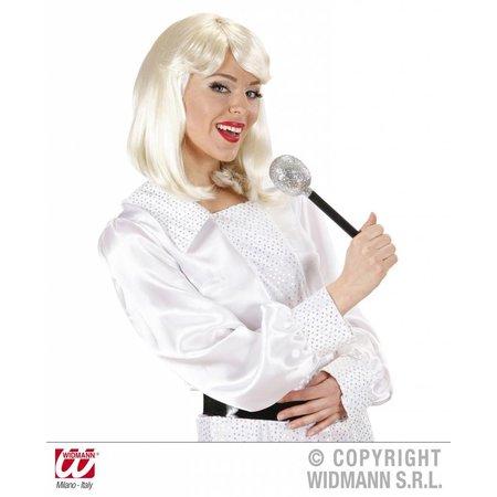 Pruik 70's Popster Agnetha