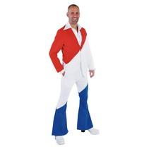 Holland deluxe 70's kostuum