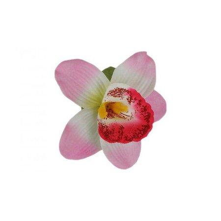 Haarbloem Orchidee Roze