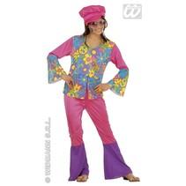 Carnavalspak kinderen: Hippie meisje